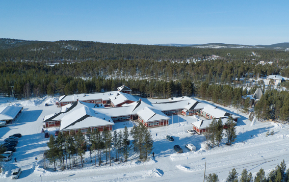 The Sámi Education Institute.