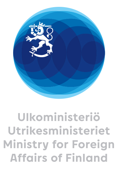 The logo of the Ministry for Foreign Affairs