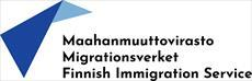 The logo of Migri.