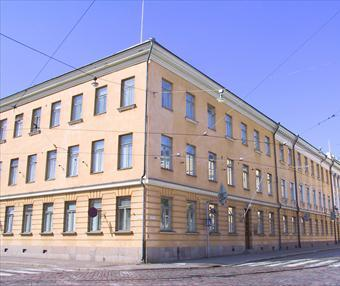 The office building of the Ministry of Economic Affairs and Employment.