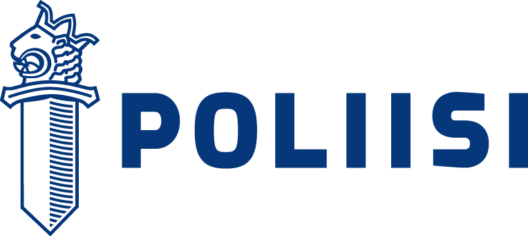 The logo of the Police of Finland.